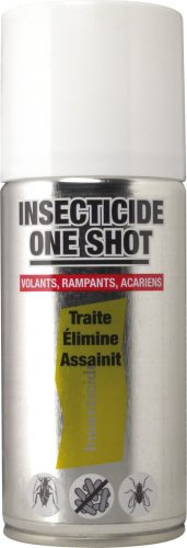 INSECTICIDE ONE SHOT